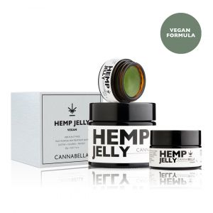 Vegan Hemp Jelly