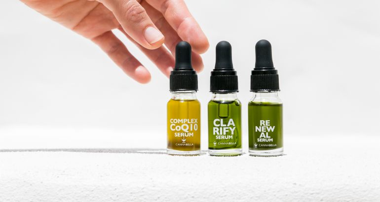 anti-aging treatments, Must-Have Ingredients For Ageing Skin, Cannabella